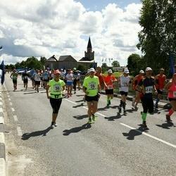Pärnumaa Võidupüha maraton - Hendrik Endriks (26), Ivi Juknaite (36), Indrek Viikmaa (149)