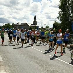 Pärnumaa Võidupüha maraton - Astrid Asi (19), Tiina Kapten (45), Indrek Lippa (70), Mare Padu (94)