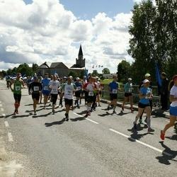Pärnumaa Võidupüha maraton - Meelis Koskaru (53), Indrek Lippa (70)