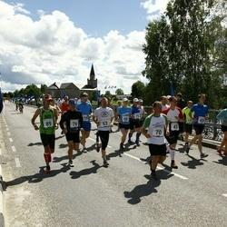 Pärnumaa Võidupüha maraton - Tiina Kapten (45), Meelis Koskaru (53), Indrek Lippa (70), Ergo Meier (76), Janek Oblikas (89)