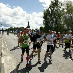 Pärnumaa Võidupüha maraton - Meelis Koskaru (53), Ergo Meier (76), Janek Oblikas (89)