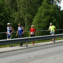 Pärnumaa Võidupüha maraton - Jevgeni Hafizov (29), Indrek Jürgenstein (40), Katrin Ubaleht (140)