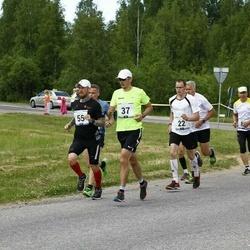Pärnumaa Võidupüha maraton - Arno Bester (22), Roman Jõerand (37), Erko Kurvits (55)