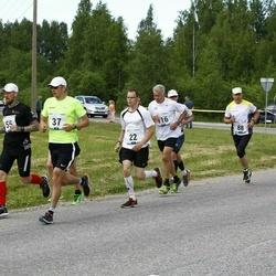 Pärnumaa Võidupüha maraton - Arno Bester (22), Roman Jõerand (37), Enno Rohelpuu (116)