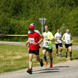 Pärnumaa Võidupüha maraton - Jan Golõnski (28), Aleksandr Zurbi (132)