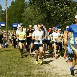 Pärnumaa Võidupüha maraton - Enar Mustonen (82), Aino-Silvia Tali (424)