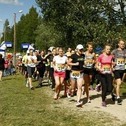 Pärnumaa Võidupüha maraton - Age Jakobson (234), Liina Marjak (318), Tuuli Saksa (400)