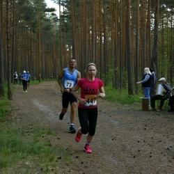 Pärnumaa Võidupüha maraton - Marno Maasikas (73), Annika Vaher (447)
