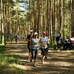 Pärnumaa Võidupüha maraton - Merje Luik (311), Helen Margus (317)