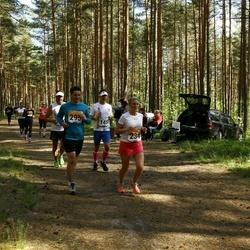 Pärnumaa Võidupüha maraton - Age Jakobson (234), Herki Laanmets (295)