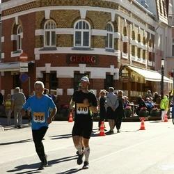 Pärnumaa Võidupüha maraton - Jüri Reinson (388), Aarne Vasarik (470)