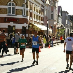 Pärnumaa Võidupüha maraton - Marno Maasikas (73), Eve Sankovski (401)