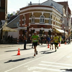 Pärnumaa Võidupüha maraton - Janno Stolts (414), Dainis Drinkis (467)