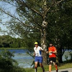 Pärnumaa Võidupüha maraton - Silver Soosaar (126), Raimo Muinaste (329)