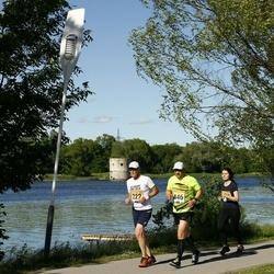 Pärnumaa Võidupüha maraton - Enn Hallik (222), Alari Uusna (446)