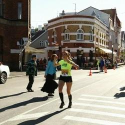 Pärnumaa Võidupüha maraton - Aino-Silvia Tali (424)