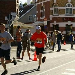 Pärnumaa Võidupüha maraton - Margus Kask (254), Kristjan Lepa (302)