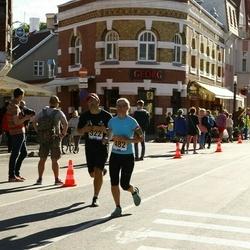 Pärnumaa Võidupüha maraton - Erki Melts (322), Katrin Koor (482)