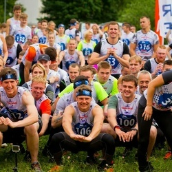 Vägilase jooks Tartu - Zak Potter (100), Aaron Evans (103), Joshua Beagle (106), Paul Hunt (112)