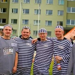 Vägilase jooks Tartu - Joonas Kukk (258), Enrico Toomel (264)