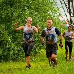 Vägilase jooks Tartu - Rait Leheveer (68), Kairiin Jõemets (69)