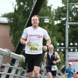 Tartu Mill Triathlon - Team Kpo 2017 Kaspar Illak, Peeter Illak, Oskar Illak (406)