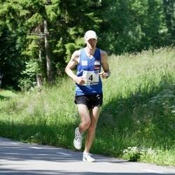 36. jooks ümber Pühajärve - Jaanus Kallaste (4)