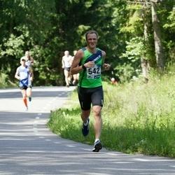 36. jooks ümber Pühajärve - Madis Mets (542)