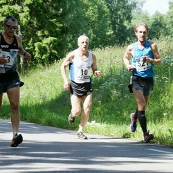 36. jooks ümber Pühajärve - Ago Veilberg (10), Toomas Tarm (13), Lauri Luik (527)