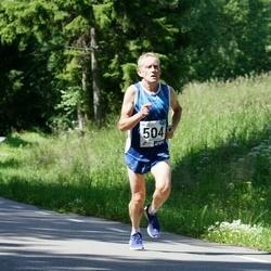 36. jooks ümber Pühajärve - Agu Lehemaa (504)