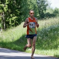 36. jooks ümber Pühajärve - Gunnar Kingo (441)
