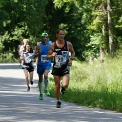 36. jooks ümber Pühajärve - Erkki Hummal (20)