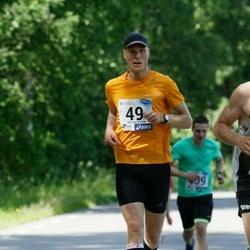 36. jooks ümber Pühajärve - Kristjan Lusikas (49)