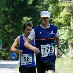 36. jooks ümber Pühajärve - Timmo Kõrran (778)
