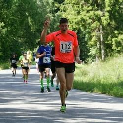 36. jooks ümber Pühajärve - Rein Kalle (112)