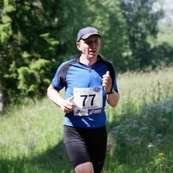 36. jooks ümber Pühajärve - Aarne Seeba (77)