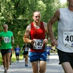 36. jooks ümber Pühajärve - Kaimo Maiste (142)