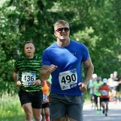 36. jooks ümber Pühajärve - Ranno Laane (490)