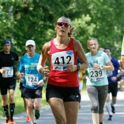 36. jooks ümber Pühajärve - Siiri Kaaver (412)
