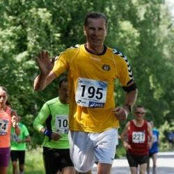 36. jooks ümber Pühajärve - Enn Sihver (195)