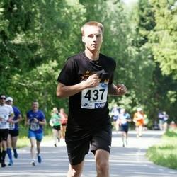 36. jooks ümber Pühajärve - Janno Kikojan (437)