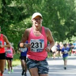 36. jooks ümber Pühajärve - Marju Mikli (231)