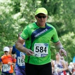 36. jooks ümber Pühajärve - Heigo Paide (584)