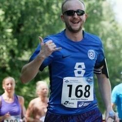36. jooks ümber Pühajärve - David Edwards (168)