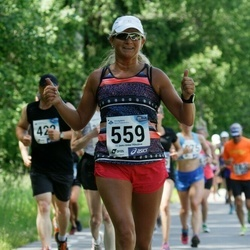 36. jooks ümber Pühajärve - Mare Mändla (559)