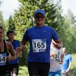 36. jooks ümber Pühajärve - Bruno Tammaru (165)