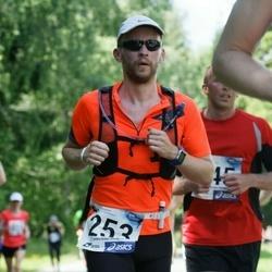 36. jooks ümber Pühajärve - Antti Asi (253)