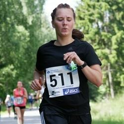 36. jooks ümber Pühajärve - Kerttu Lepik (511)