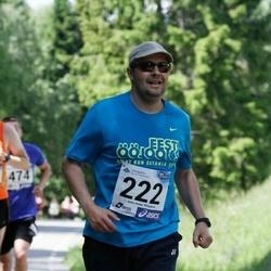 36. jooks ümber Pühajärve - Jaak Muug (222)