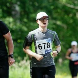 36. jooks ümber Pühajärve - Annika Sepp (678)